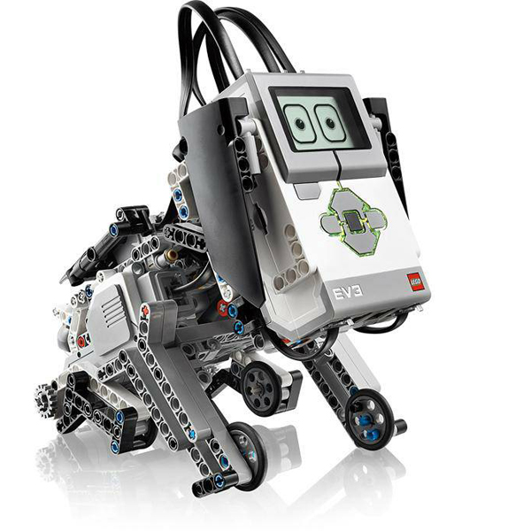 45544 Lego Mindstorms Education Ev3 Core Set Robotic Explorer